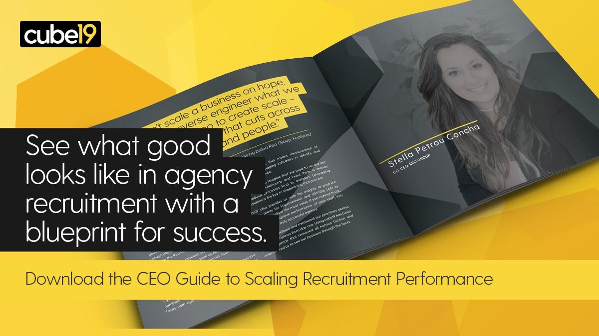 cube19 releases eBook: Ultimate Guide to Scaling Recruitment