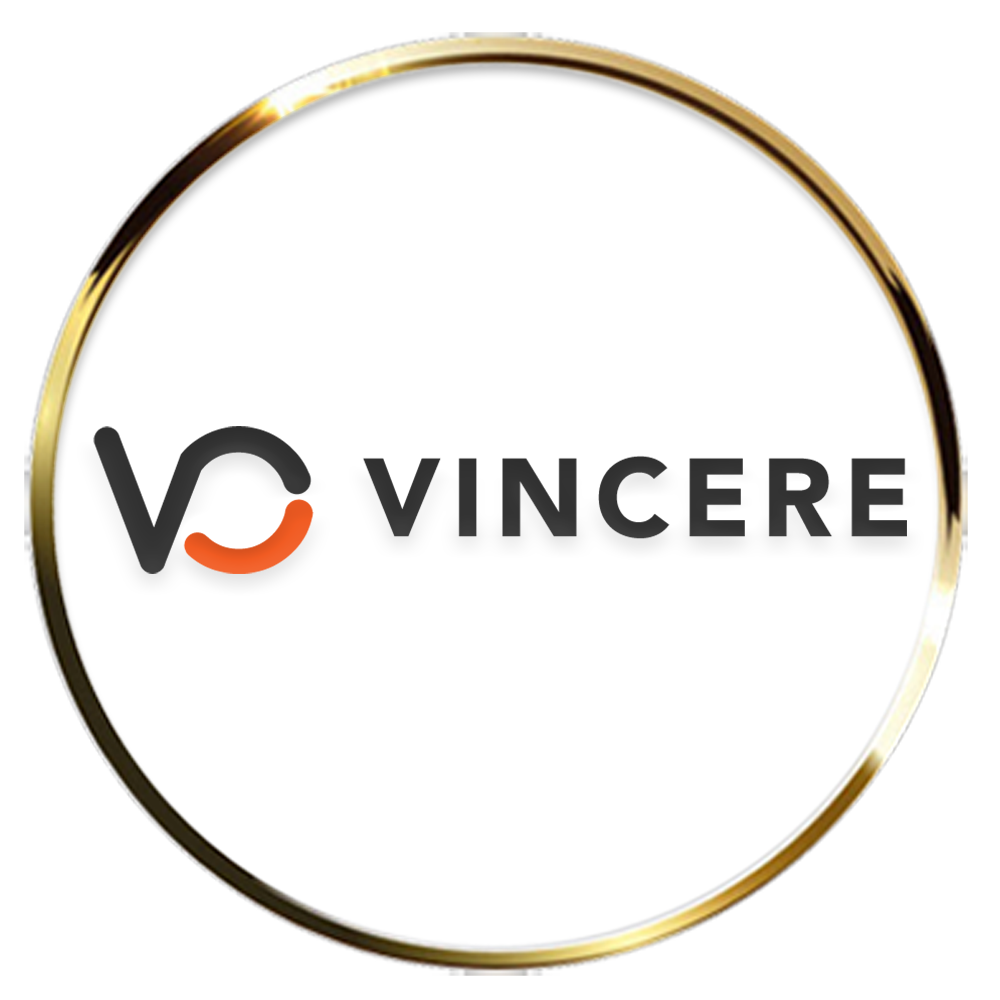 Vincere - Proud sponsors of the award for Best approach to Innovation in 2021